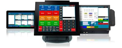 CES Touch Epos Software