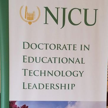 NJCU Ed.D. in Educational Technology Leadership