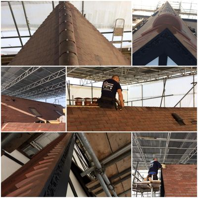 Woking Roofing services, new tiled Roofing Woking with a ten year insurance backed guarantees.