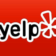 Yelp Logo For Aska Mining Company