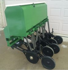 compact grain drill food plot planter great plains drill