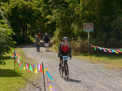 Stone Valley 50  Gravel Grinder race