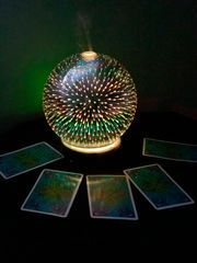 Psychic Guidance Reading using Tarot Cards.