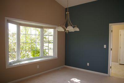 Interior painting - repaint - trim & walls.