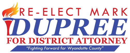Mark Dupree for Wyandotte County District Attorney