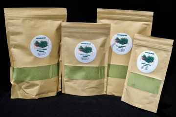 Moringa powder is supplied to all of Europe