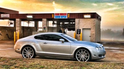 Drippin Wet Car Wash and Detail Center in Dripping Springs - Luxury Car Wash