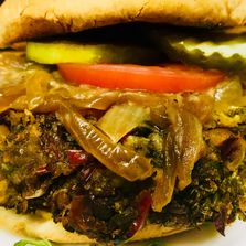 Recipe: Masala Burger, serves 6-7 Sacred Chow's most nutritious & delicious gluten & soy free whole