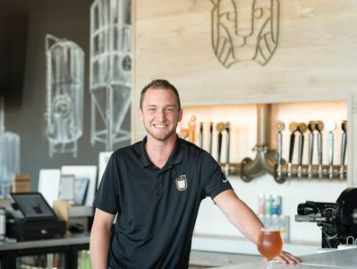 Cody Griffith, Taproom Manager