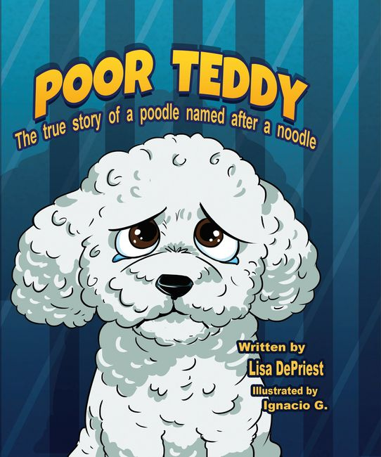 Poor Teddy Book Cover