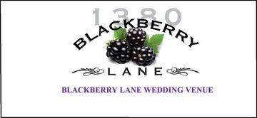 Plan a visit today and find out why 1380 Blackberry Lane is the perfect venue for you.