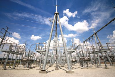 Davis H Elliot Substation Services