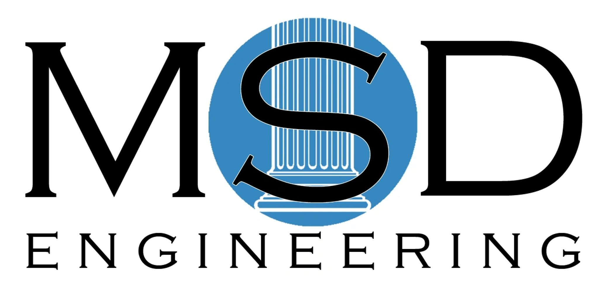 Welcome to MSD Engineering, LLC.