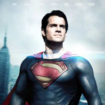 Henry Cavill stared as Superman in Man of Steel, Batman V Superman and Justice League
