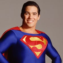 "Dean cain played superman in ""Lois and Clark the new Adventures of Superman"""