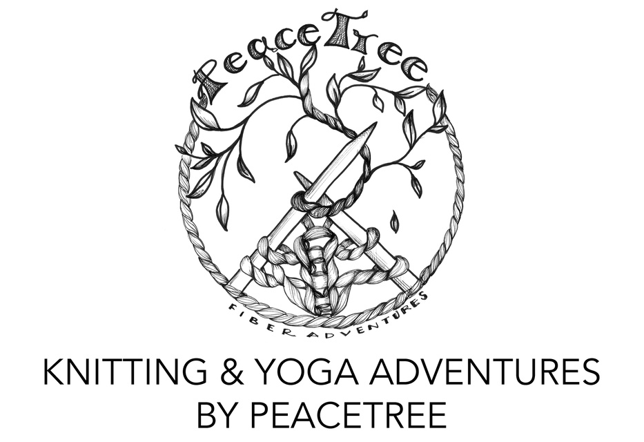 Knitting & Yoga Adventures  by PeaceTree