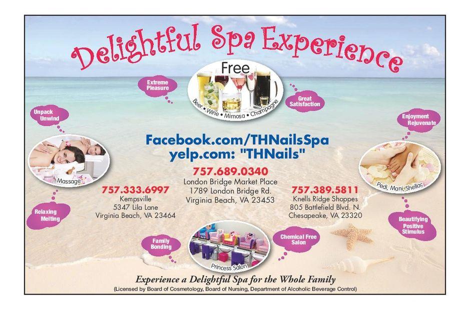 TH Nails & Day Spa USA - Nail Salons, Pedicure, Nail Salon, Gel Nails