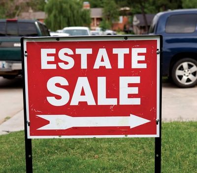 Estate and Moving Sales