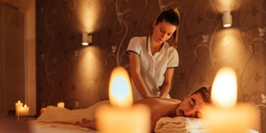 From the best in Tunis men's spa packages, massages, and grooming services , Swedish massage.