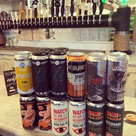 Deciccos Millwood, craft beer, new york craft beer, curator of beer, curate, craft beer cans