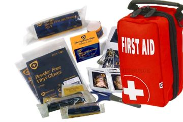 72 Piece First Aid KIt