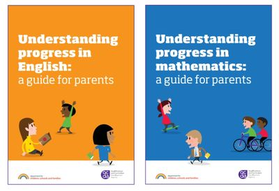 Understanding progress in English and Mathematics guides for parents