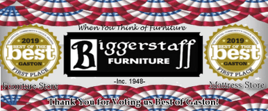 BIGGERSTAFF FURNITURE INC