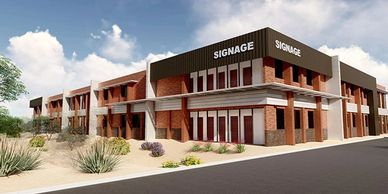 Scottsdale Raintree Self-Storage
