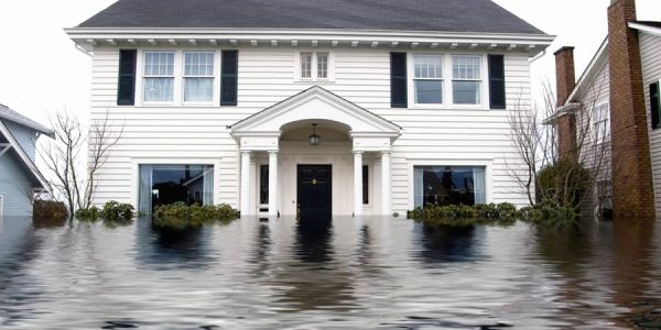 water damage restoration near me, damage restoration company, flooded basement Cleveland