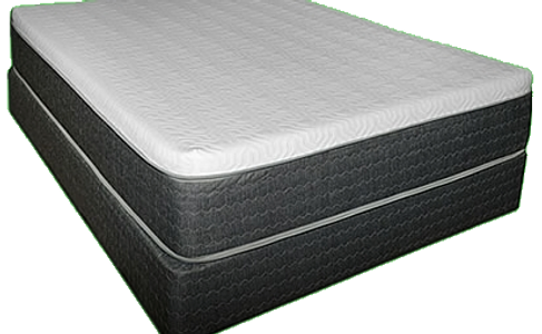"Spring Air 10"" Tranquil Nights Memory Foam Mattress"