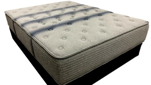 "Mattress and Futon Outlet Dreamline Olympic 13"" Plush Hybrid Mattress with wool"