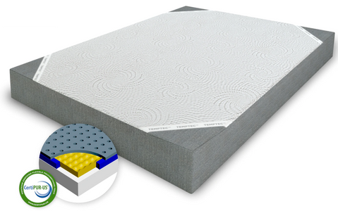 AWAKENINGS TRANQUIL CHARCOAL INFUSED MEMORY FOAM MATTRESSES