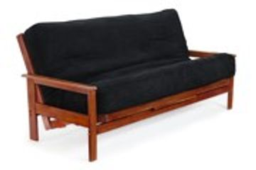 Night and Day Albany Futon Frame - cherry