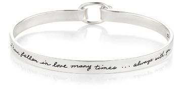 bb becker, sterling silver jewelry, famous quotes, inspirational