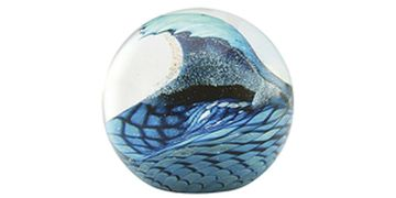 glass eye studio, glass paperweights, glass art, glass hummingbird feeders, mount st. helen