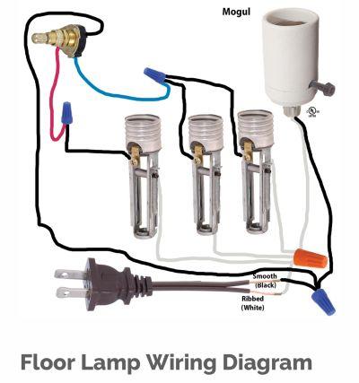 Lamp Rewiring Diagrams | DIY Lighting SuppliesDIY Lighting Supplies