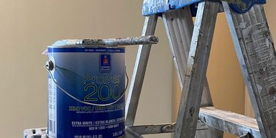Nothing but the best paint products by Sherwin Williams