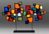 RICK MARTIN - METAL - 60X28 - WAS $900 NOW $100 - 89% DISCOUNT - BOOTH 151