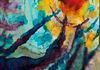 SUE PEREZ - PAINTING - 12X24 - WAS $550 NOW $100 - 82% DISCOUNT - BOOTH 111