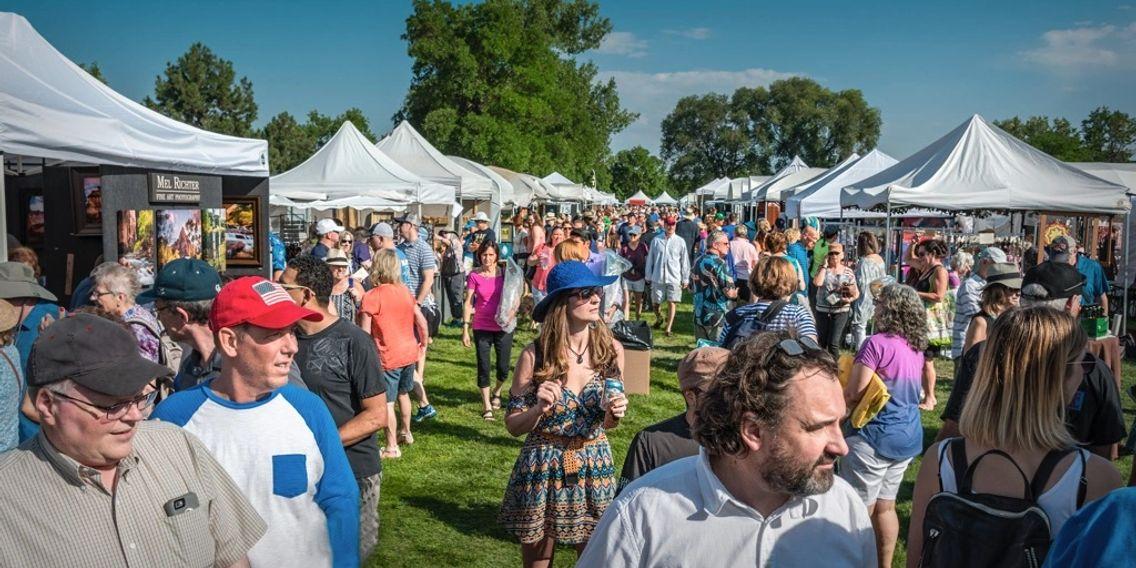 2021 Littleton Affordable Arts Festival