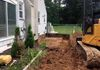 Cape Cod Bump Out: Foundation Work to Accommodate an Additional 400 Square Feet.