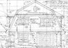Blueprints for a Dutch Colonial Extensive Renovation and Addition