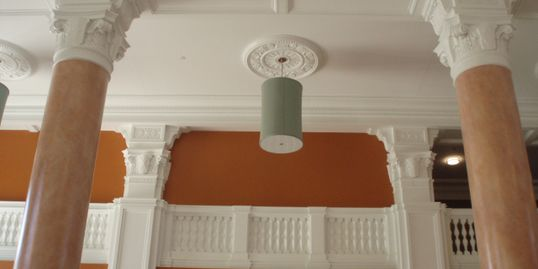 API - Architectural Products inc. Decorative Column capitals, ceiling medallions and corbels