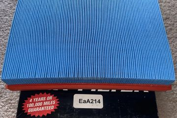 AMSOIL Absolutely Efficiency EaA214 air filter.
