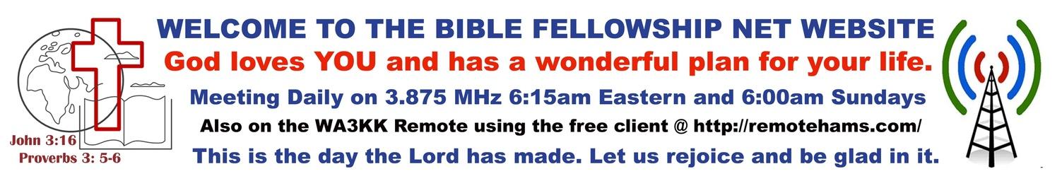 RESOURCE MENU | Bible Fellowship Net