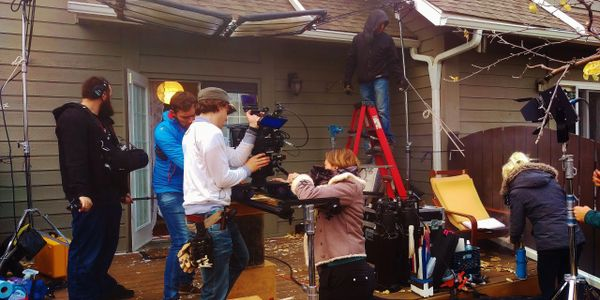 Film Set, Award-Winning Film, Film Crew, Actors, Acting, Director, Directing, Talent