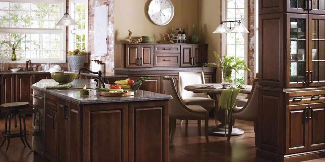 Cabinetry, Kitchen Cabinets, Office Cabinets, Kemper Cabinets, Omega Cabinets, Countertops