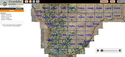 Franklin County MapSifter