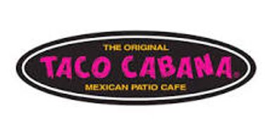 Thank you to Taco Cabana stores of El Paso