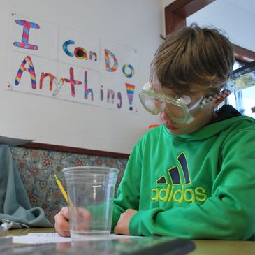 Students learn to love learning at Santa Cruz Children's School.